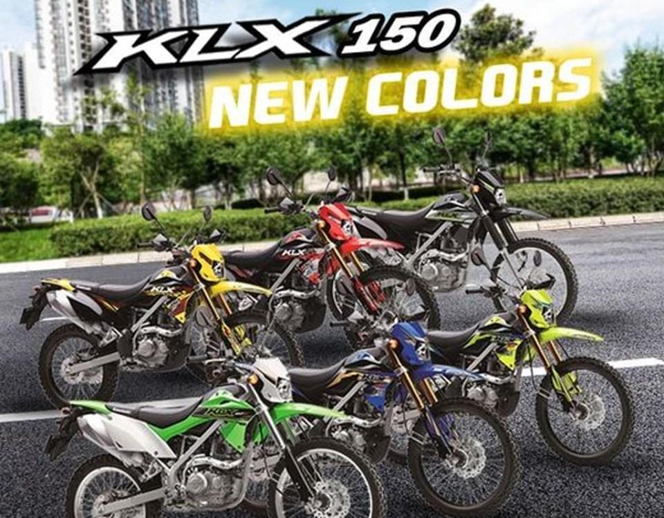 Daftar Harga Kawasaki KLX150 2021