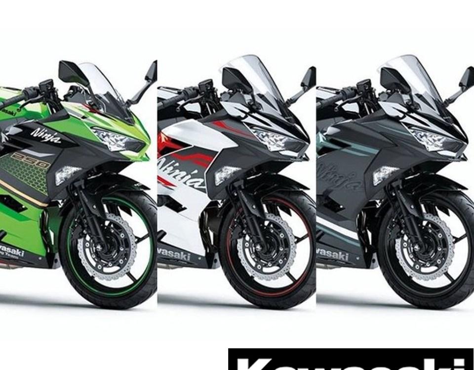 Harga OTR Kawasaki Ninja 250 2021