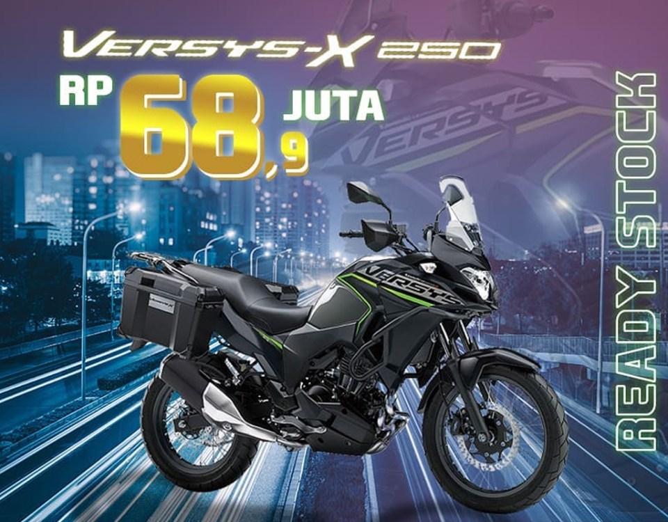 Jual Motor Kawasaki Terlengkap Jakarta