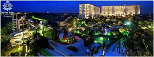 Imperial palace waterpark resort spa