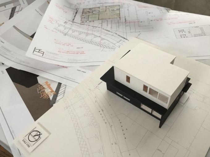住宅の設計と施主打ち合わせ
