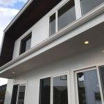 開放性の高い吹抜け空間のある家-祝竣工!