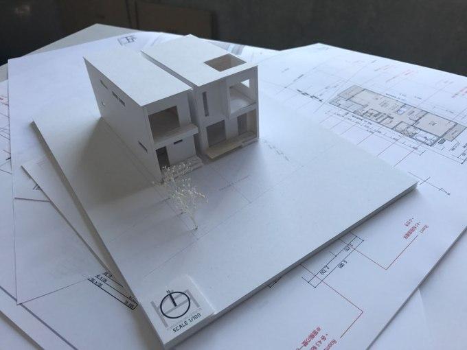 上石神井の住宅設計