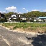 岡山県のデザイン住宅_敷地調査
