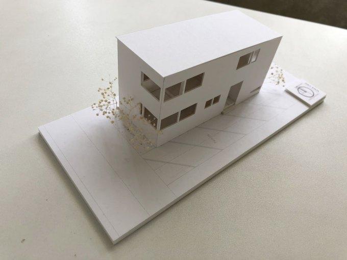 新潟三条のデザイン住宅