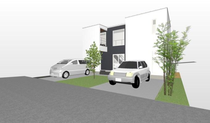 モデルハウスの設計デザイン