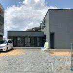 ヨガスタジオ併設の家-オープンハウス