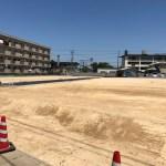 伊勢市のデザイン住宅-敷地調査