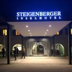 EU建築視察旅行記 – Steigenberger Insel Hotel