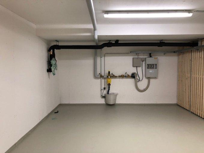 パッシブデザイン住宅の空調機械室