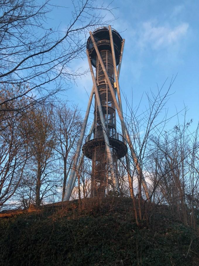 フライブルクのタワー