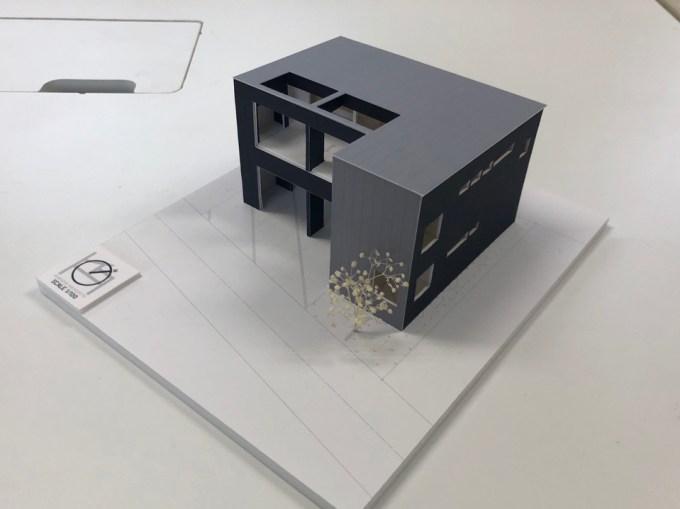 高松のデザイン住宅