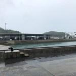 SANAA設計「海の駅 なおしま」-直島フェリーターミナル