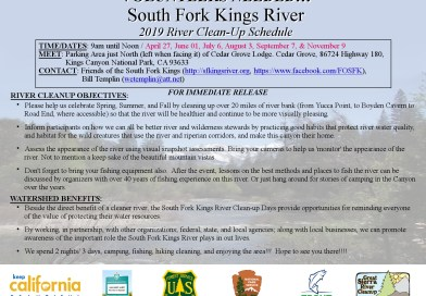 Friends of the South Fork of the Kings River Org