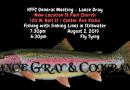 KFFC General Meeting – Lance Gray – New Location