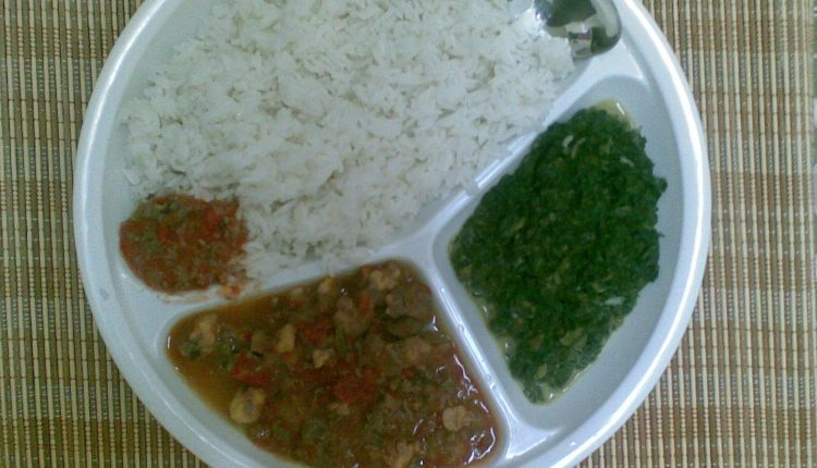 Rice&meat