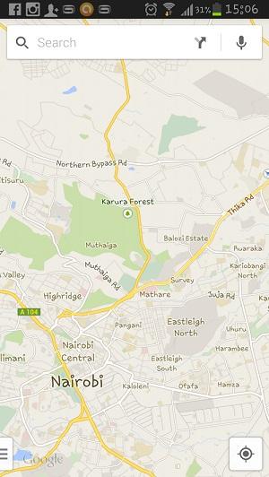 Google Maps, Google, Kawi Snippets, Technology,