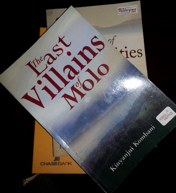 The Last Villains of Molo, Book Review, Den of Inequities, Kenya, Kenyan Writer, Kinyanjui Kombani
