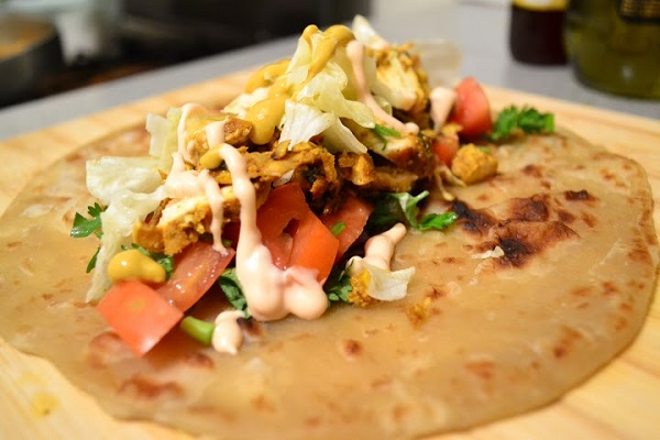 Chapati, Tasty Delights
