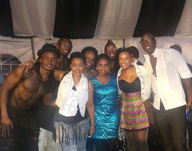 Chase Throw Back 2015, End of Year Party, Sauti Sol