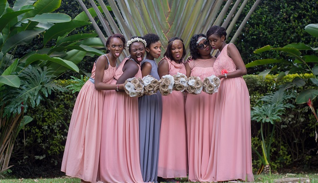 Wedding Day, KawiWedsDion