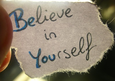 What Does It Take to Believe in Yourself?