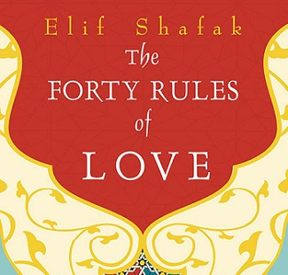 Book Review: Forty Rules of Love by Elif Shafak.