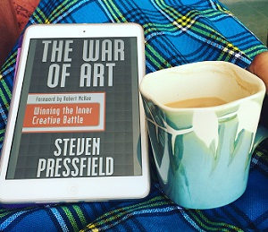 Book Review: The War of Art by Steven Pressfield.