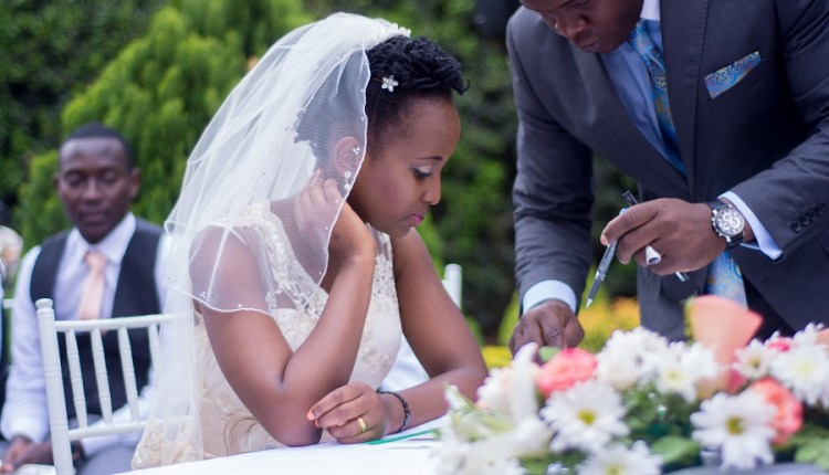 Taking On Your Husband's Surname After Marriage