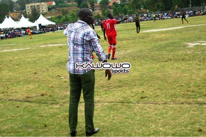 6f156bf209ab Coach Makumbi commits self to Mbarara City football club