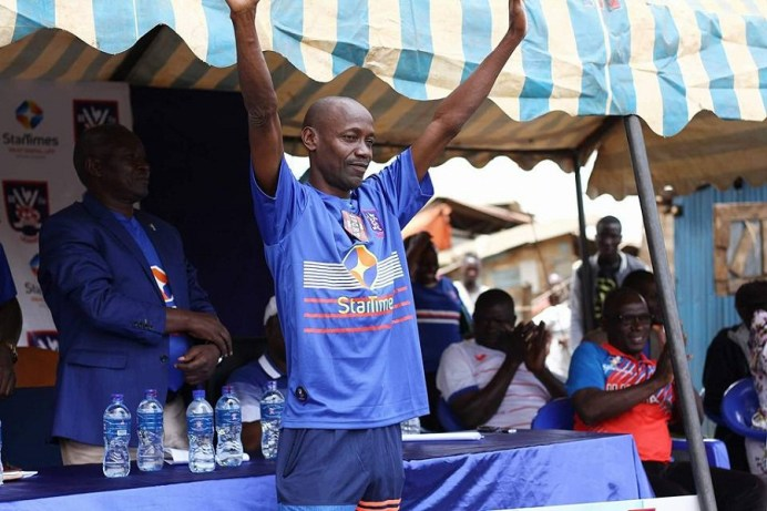 Mukatabala's star-studded SC VILLA XI does not include, Watson or Magumba #Uganda Mukatabala