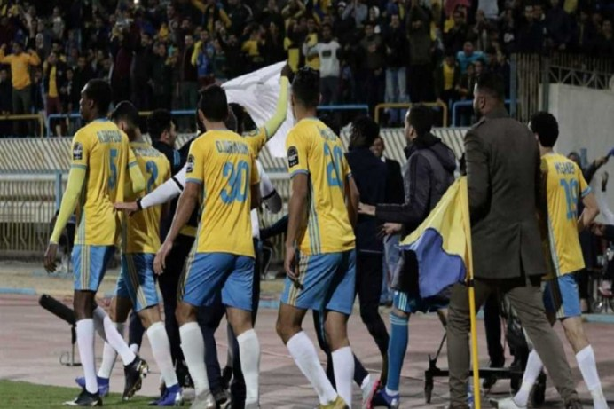 Ismaily reinstated in the Caf Champions League #Uganda Ismaily players CAF CL