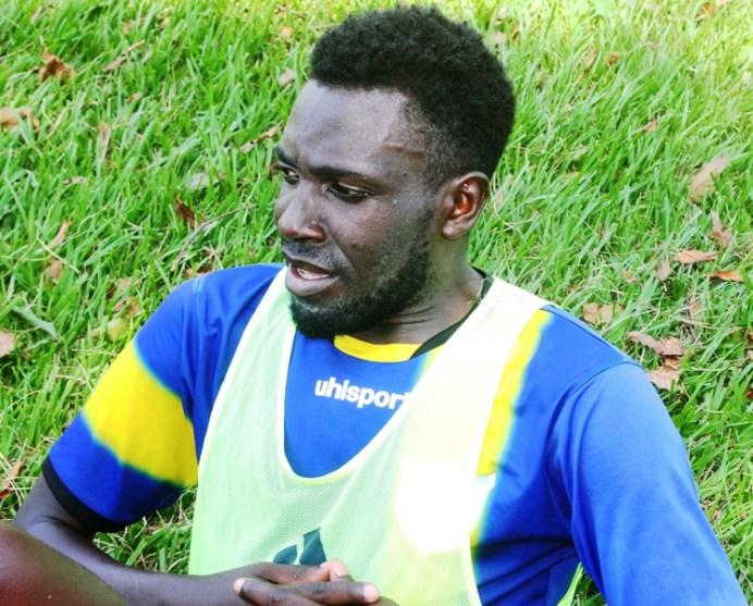 Dead ball specialist passes on #Uganda Jimmy Lule
