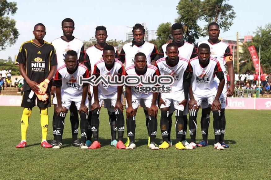 Kampala Select 0-4 Uganda Cranes: Photos from the first Regional Tour of the year #Uganda jb kampala select line up vs uganda cranes