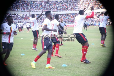 Uganda Cranes XI Vs Tanzania Taifa Stars: Ntambi earns first start