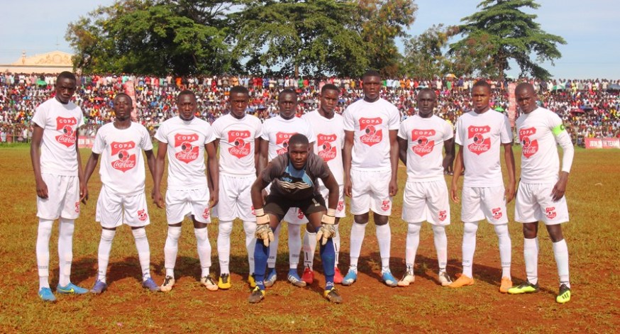 Excitement as Jinja SS eject resilient Bulo Parents to qualify for Copa 2019 semifinals #Uganda Bulo Parents XI Vs Jinja SS