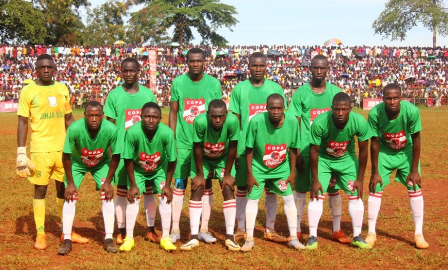 Excitement as Jinja SS eject resilient Bulo Parents to qualify for Copa 2019 semifinals #Uganda Jinja SS XI Vs Bulo Parents 2
