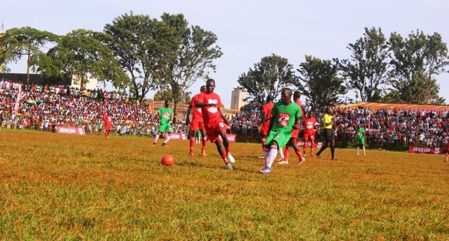 Jinja duo JIPRA, Jinja SS advance to COPA 2019 quarterfinals #Uganda Jinja SS in action against St Julian