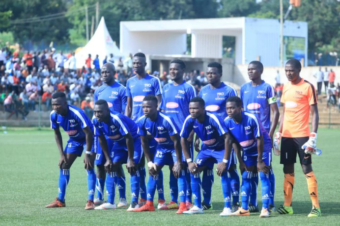 Kyetume, Kansai Plascon to play for Uganda Premier League slot #Uganda kansai plascon fufa big league playoffs