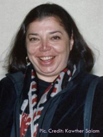 Laila Shahid