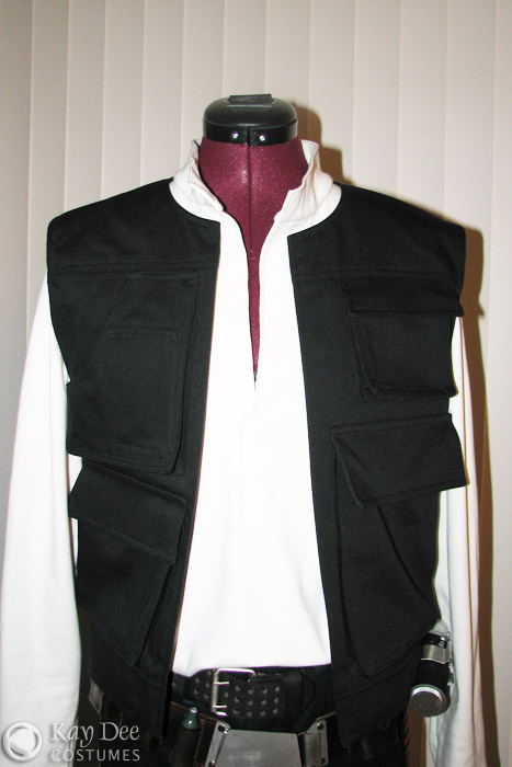 Kay Dee Collection Costumes Star Wars Han Solo Costume