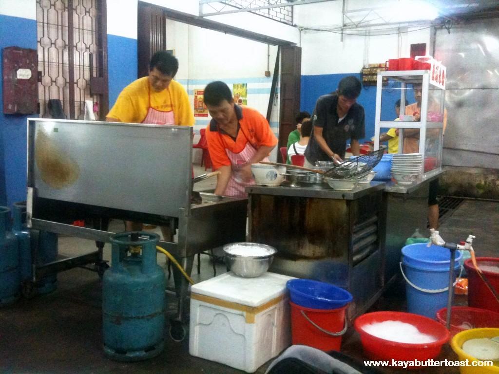 Air Itam Fish Bee Hoon Soup Penang 1