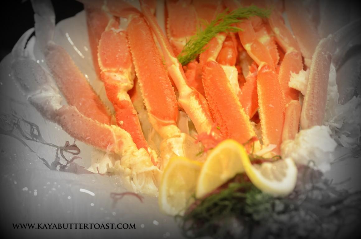 E&O Hotel Sarkies Chef Petr's Catch Seafood Buffet (9)