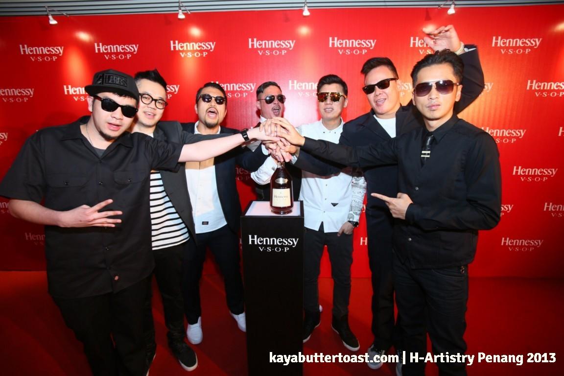 H Artistry 2013 Penang SPICE Hennessy (5)
