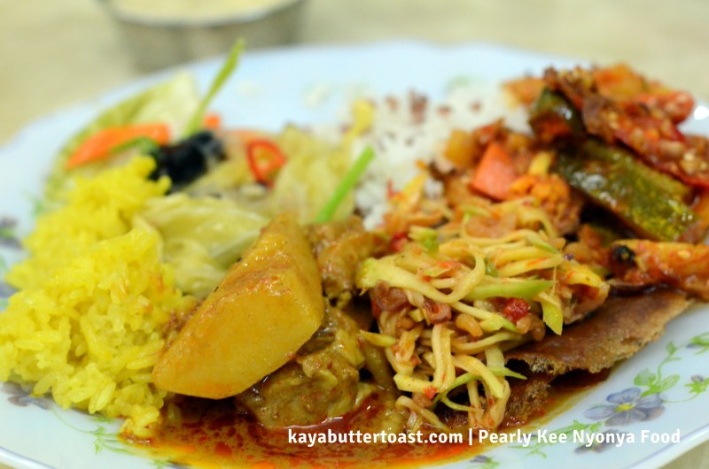 Pearly Kee Home-Cooked Nyonya Cuisines Penang (14)