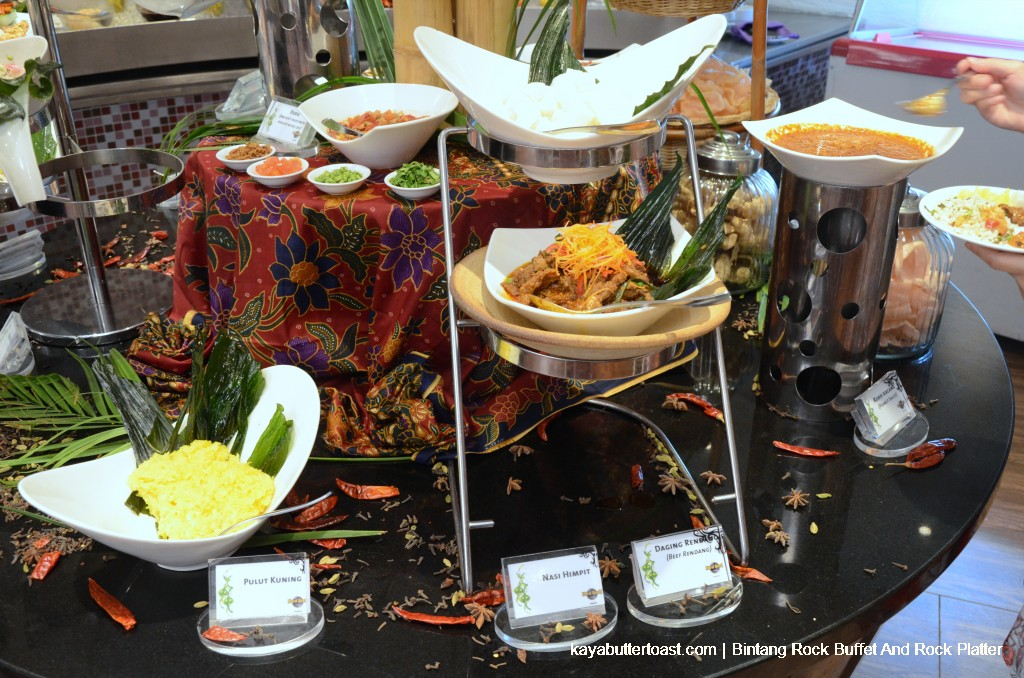 Hard Rock Hotel Bintang Rock Buffet & Rock Platter (18)