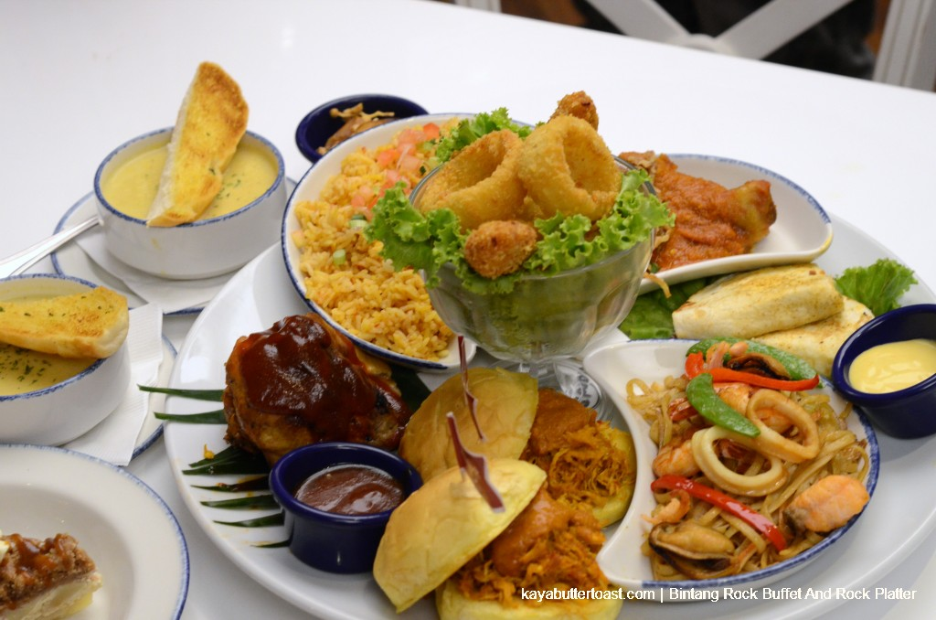 Hard Rock Hotel Bintang Rock Buffet & Rock Platter (23)