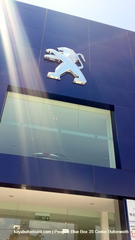 Peugeot Blue Box 3S Center Butterworth Penang (1)