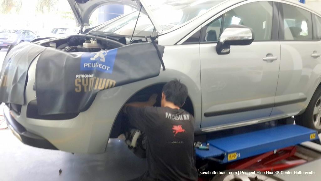 Peugeot Blue Box 3S Center Butterworth Penang (14)