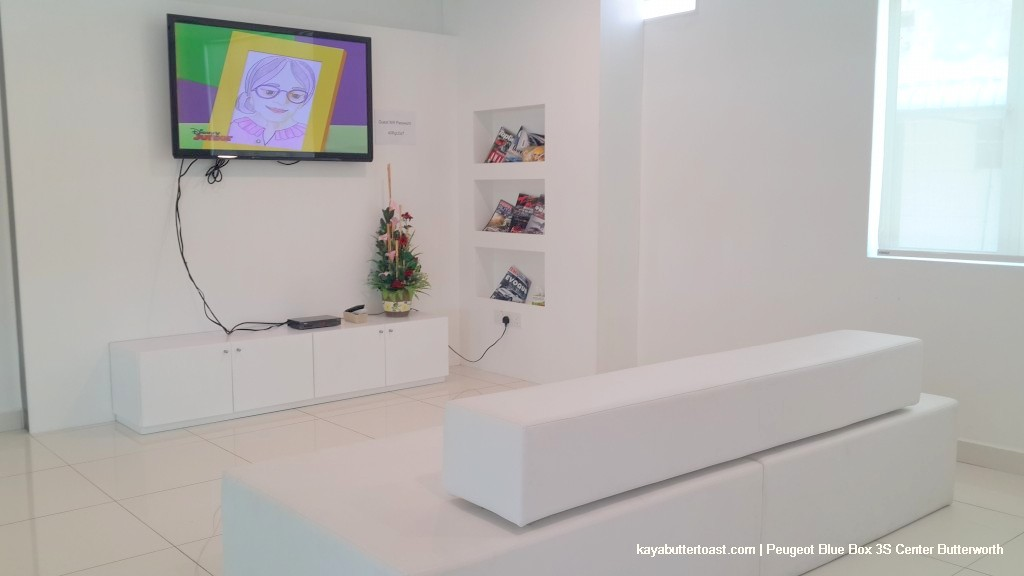 Peugeot Blue Box 3S Center Butterworth Penang (9)